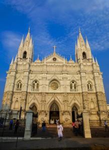 Kathedrale von Santa Ana