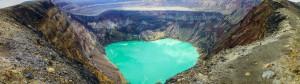 Lagune de Alegria