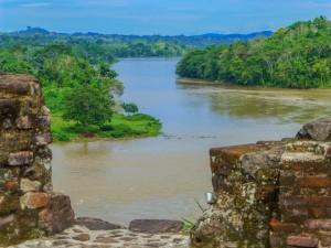 Rio San Juan in El Castillo