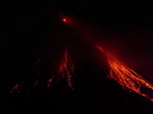 Vulkan Arenal 2009