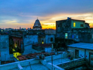 Aussicht vom Zimmer Havana
