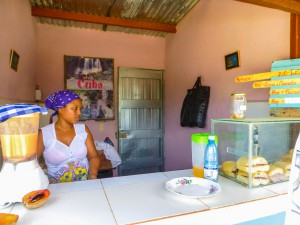 kubanischer Imbissstand