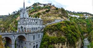 Ipiales - Las Lajas Kirche