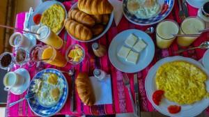 leckeres Frühstück für nur 2.50 $
