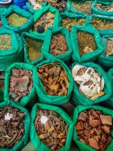 Tupiza - Hexenmarkt