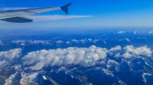 Flug Ushuaia -El Calafate