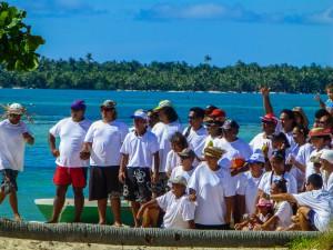 Maupiti - Bürgermeisterwahl