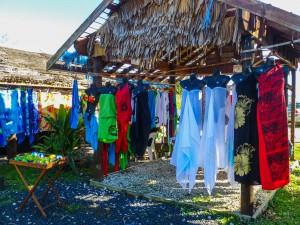 Rarotonga - Markt