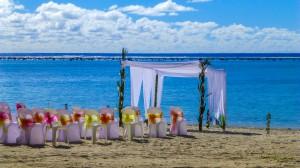 Rarotonga - Hochzeit