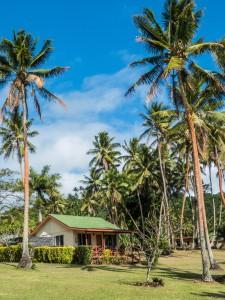 Taveuni - unser Bure