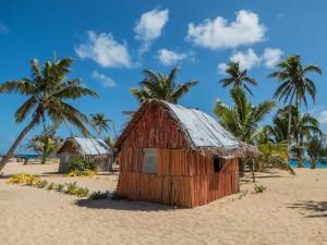 Insel Uoleva (unsere Unterkunft)