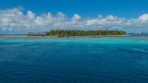 Überfahrt zur Insel Eua