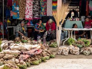 Tongatapu - Markt