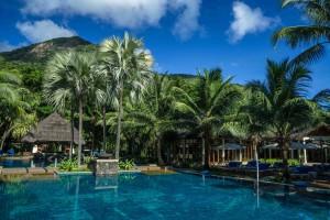 Silhouette - Hilton Seychelles Labriz Resort & Spa