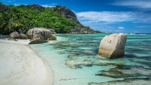 La Digue - Anse Source d'Argent