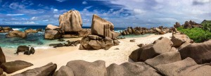 La Digue - Anse Marron