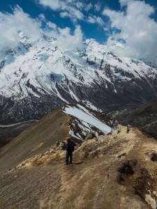 Tageswanderung Kyanjin Ri 4773m