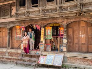 Kathmandu 1300m - Erdbeben 25. April 2015
