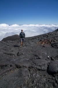 Piton de la Fournaise - Vulkan 2632m