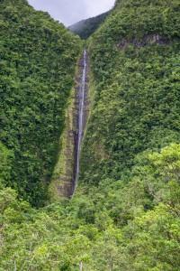 Takamaka Wasserfall