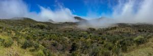 Piton de la Fournaise - Vulkan
