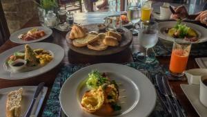 Ayung Resort Ubud - Frühstück