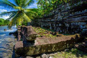 Pohnpei - Ruinenstadt Nan Madoll