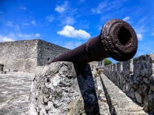 Bacalar Fuerte san Felipe